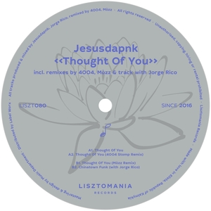 JESUSDAPNK - Thought Of You