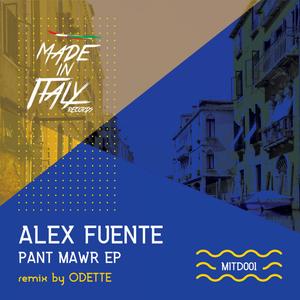 ALEX FUENTE - Pant Mawr EP