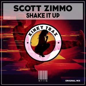 SCOTT ZIMMO - Shake It Up