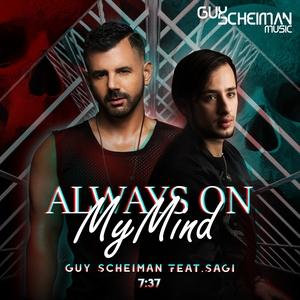 GUY SCHEIMAN feat SAGI - Always On My Mind