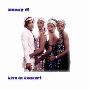 BONEY M - Boney M (Live In Concert)