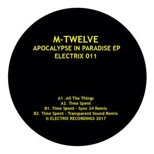 M-TWELVE - Apocalypse In Paradise EP