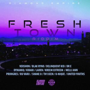 VARIOUS - Fresh Town Riddim (Explicit)