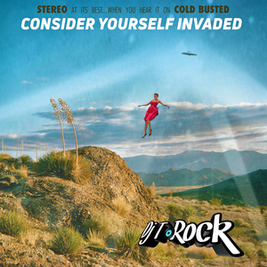 DJ T-ROCK - Consider Yourself Invaded