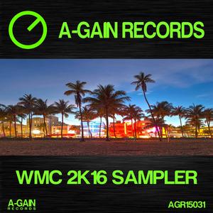 VARIOUS - A-Gain Records: WMC 2K16 Sampler