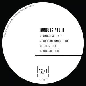 DANIELLE NICOLE/LORENT SIAN/VANHOLM/FABRI ES/HOSAIN ALI - NUMBERS Vol 2