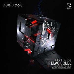 DEVID DEGA - Black Cube