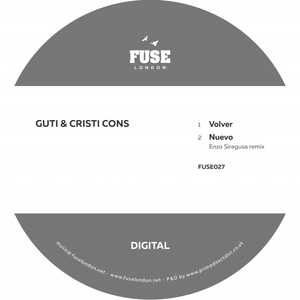 GUTI/CRISTI CONS - Volver