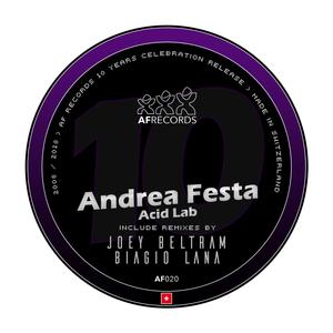 ANDREA FESTA - ACID LAB