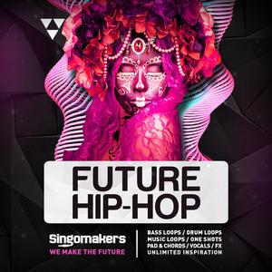 SINGOMAKERS - Future Hip Hop (Sample Pack WAV/APPLE/LIVE/REASON)