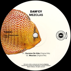 DAM'CY - Mezclas