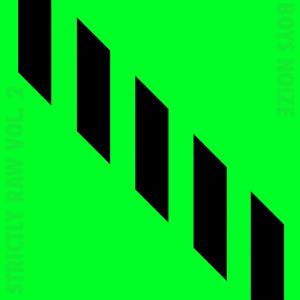 BOYS NOIZE - Strictly Raw Vol 2