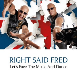 RIGHT SAID FRED feat STELLA JONES - Let's Face The Music & Dance