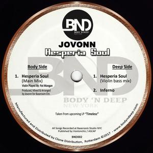 JOVONN - Hesperia Soul