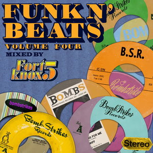 VARIOUS/FORT KNOX FIVE - Funk N' Beats Vol 4 (Mixed By Fort Knox Five)