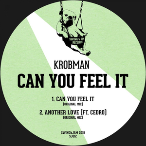 KROBMAN - Can You Feel It