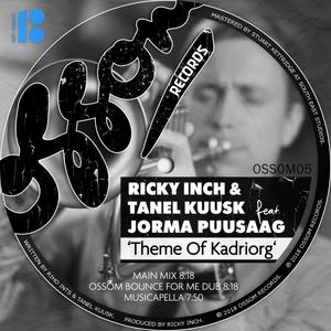 RICKY INCH/TANEL KUUSK/JORMA PUUSAAG - Theme Of Kadriorg
