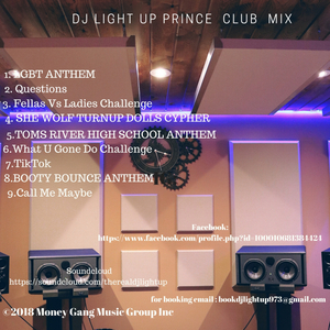 DJLIGHTUP PRINCE - The Prince Of New Jersey (Explicit)