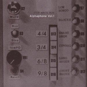 RICHARD H KIRK/VARIOUS - Step Write Run - Alphaphone Vol 1