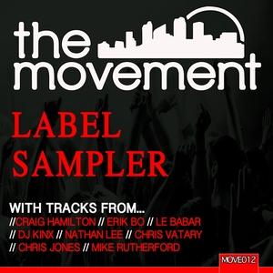 VARIOUS - Movement Sampler Vol 1