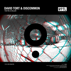 DAVID TORT/DISCOMMON - You're A Killer