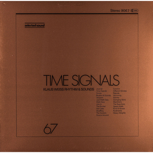KLAUS WEISS - Time Signals
