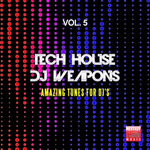 VARIOUS - Tech House DJ Weapons Vol 5 (Amazing Tunes For DJ's)