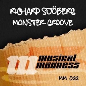 RICHARD SJOBERG - Monster Groove