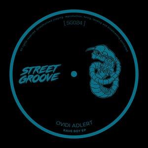 OVIDI ADLERT - Rave Boy EP