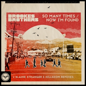 BROOKES BROTHERS - So Many Times (Remixes) (Club Masters)