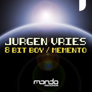 JURGEN VRIES - 8 Bit Boy/Memento