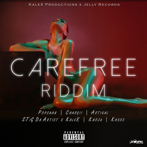 VARIOUS - Carefree Riddim