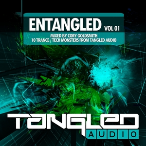 CORY GOLDSMITH/VARIOUS - EnTangled Vol 01 (unmixed tracks)