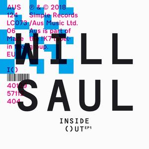 WILL SAUL/KOMON/GERD/PRIMITIVE TRUST/JUXTA POSITION - Inside Out EP