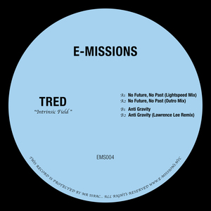 TRED - Intrinsic Field EP