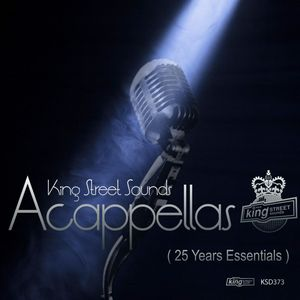 VARIOUS - King Street Sounds Accapellas (25 Years Essentials)