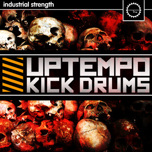 INDUSTRIAL STRENGTH RECORDS - Uptempo Kick Drums (Sample Pack WAV)