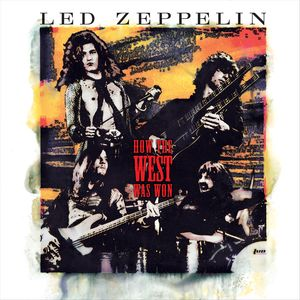 LED ZEPPELIN - How The West Was Won (Live) (Remastered)