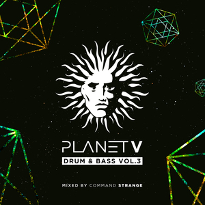 COMMAND STRANGE/VARIOUS - Planet V: Drum & Bass Vol 3 (unmixed Tracks)