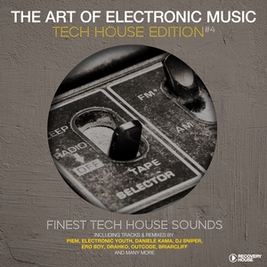 VARIOUS - The Art Of Electronic Music: Tech House Edition Vol 4