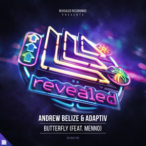 ANDREW BELIZE & ADAPTIV feat MENNO - Butterfly