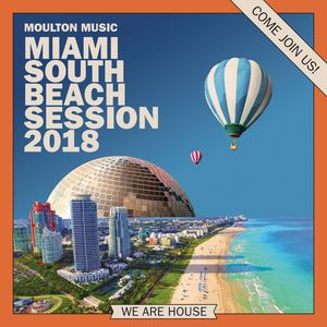 VARIOUS - Miami South Beach Sessions 2018