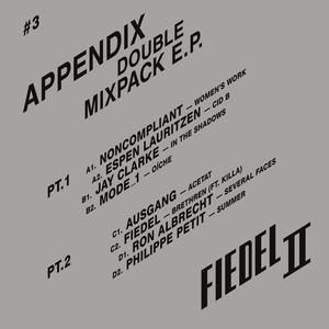 VARIOUS - Appendix A Double Mixpack