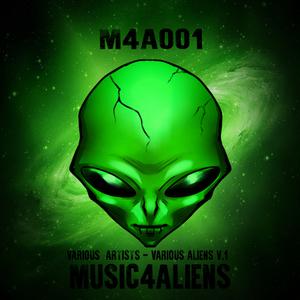 ALEXSKYSPIRIT/LUCA ACCARDI/GIANCARLO DI CHIARA/MAYMON/OLIVERSUM - Various Aliens Vol 1