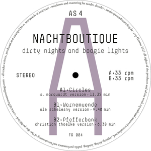 NACHTBOUTIQUE - Dirty Night's and Boogie Light's, Pt. 4