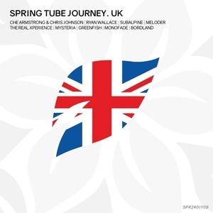 VARIOUS - Spring Tube Journey UK
