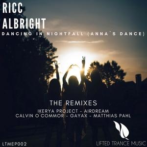 RICC ALBRIGHT - Dancing In Nightfall (Anna's Dance)