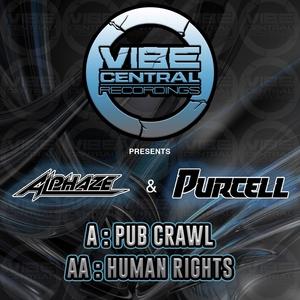 ALPHAZE & PURCELL - Pub Crawl/Human Rights