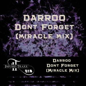 DARROO - Don't Forget