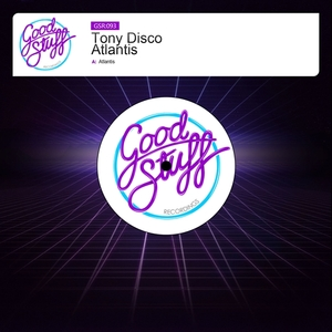 TONY DISCO - Atlantis
